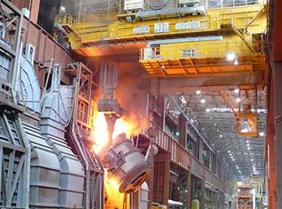 金属原材料生产、铸造、锻造、冲压、焊接、热处理